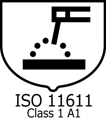 ISO 11611 Class 1 A1